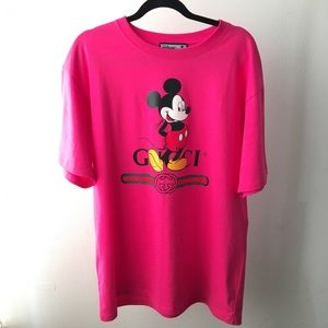 Gucci Disney Mickey Mouse Tee